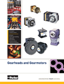 Gearheads and Gearmotors Catalog